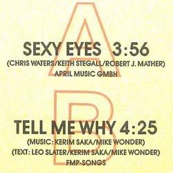 画像3: TRY NB / SEXY EYES (7インチ) [◎中古レア盤◎貴重な美品!ドイツ版ジャケ7インチMIX!]