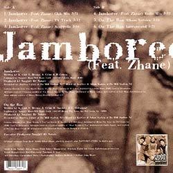 画像2: NAUGHTY BY NATURE feat ZHANE / JAMBOREE (米原盤/全2曲) [◎中古レア盤◎コレは原盤!必殺「ジャンボリー」!]