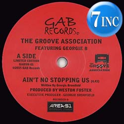 1 groove association ain t no stopping us 7 2