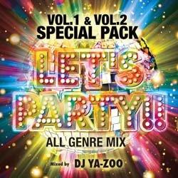 画像1: DJ YA-ZOO / LET'S PARTY (2枚組/全95曲) [■国内定価■VOL.1+最新作の超オトクセット!]