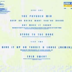 画像2: JAMES BROWN / THE PAYBACK MIX (英原盤/全4曲) [◎中古レア盤◎お宝!以前は5千円!コレは英国原盤!FUNKYメガMIX!]