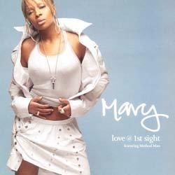 画像2: MARY J. BLIGE / LOVE @ 1ST SIGHT (欧州原盤/別REMIX) [◎中古レア盤◎内容違い!コレが踊れるMIX版!]