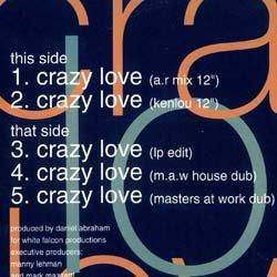 画像2: CE CE PENISTON / CRAZY LOVE (英原盤/REMIX) [◎中古レア盤◎哀愁DEF MIX!マニア探す「美ジャケのREMIX盤」!]