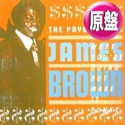 画像1: JAMES BROWN / THE PAYBACK MIX (英原盤/全4曲) [◎中古レア盤◎お宝!以前は5千円!コレは英国原盤!FUNKYメガMIX!]