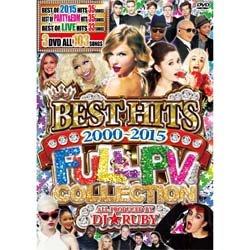 画像1: DJ★RUBY / BEST HITS 2000-2015 FULL PV COLLECTION (3枚組DVD/全103曲) [■国内定価■DJ SHO-DO選曲!フル3枚組!貴重なLIVEも!]