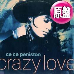 画像1: CE CE PENISTON / CRAZY LOVE (英原盤/REMIX) [◎中古レア盤◎哀愁!マニア探す「美ジャケのREMIX盤」がコレ!]