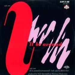 """画像2: TERRI WELLS / I'LL BE AROUND (英原盤/12""""MIX) [◎中古レア盤◎お宝!希少ジャケ付!極上女性VOカバー!インスト入り版!]"""