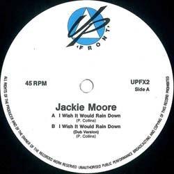 画像3: JACKIE MOORE / 雨にお願い (原盤/2VER) [◎中古レア盤◎鬼レア!マニア歓喜!フィル・コリンズ名曲グラビ!]