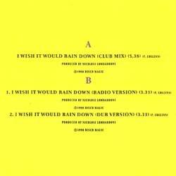 画像2: JACKIE MOORE / 雨にお願い (原盤/2VER) [◎中古レア盤◎鬼レア!マニア歓喜!フィル・コリンズ名曲グラビ!]
