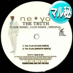 画像1: NE-YO / THE TRUTH (マル秘REMIX/4VER) [■送料無料■マル秘REMIX!超希少音源!]
