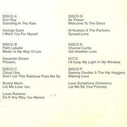 画像2: V.A  / DISCOスペクトラム第2弾 (3枚組LP/全13曲) [◎中古レア盤◎貴重!少量生産の第2弾!カルト選曲3枚組!]