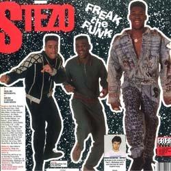 画像2: STEZO / FREAK THE FUNK (原盤/5VER) [◎中古レア盤◎コレは本物!ニジミ無し原盤!鉄板ダンサー!]