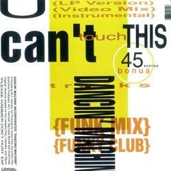画像2: MC HAMMER / U CAN'T TOUCH THIS (米原盤/全2曲) [◎中古レア盤◎お宝シュリンク付!滅多に無いUS原盤!CM曲!]