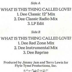 画像2: ALEXANDER O'NEAL / WHAT IS THIS THING CALLED LOVE (米原盤/REMIX) [◎中古レア盤◎貴重な美品!滅多に無し!フランキー最高作!]