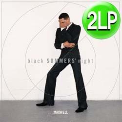 画像1: MAXWELL / BLACKSUMMERS'NIGHT (2LP/全12曲) [■2LP■7年ぶり最新!2枚組180G重量盤!DLコード付!]