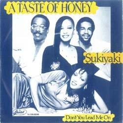 """画像2: A TASTE OF HONEY / SUKIYAKI (7インチMIX) [◎中古レア盤◎貴重!オランダ版ジャケ!必殺の7""""MIX!]"""