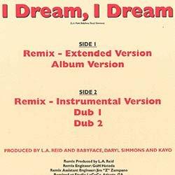 画像2: JERMAINE JACKSON / I DREAM, I DREAM (5VER) [■廃盤■お宝!シュリンク付美A級品!人気ジャケ付!不滅の90's名曲!]