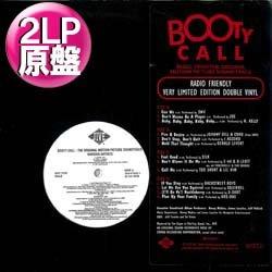 """画像1: O.S.T / BOOTY CALL (2LP/全13曲) [◎中古レア盤◎映画""""BOOTY CALL""""!名曲だらけ!]"""