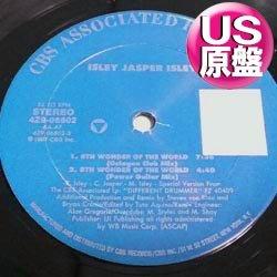画像1: ISLEY JASPER ISLEY / 8TH WONDER OF THE WORLD (米原盤/4VER) [◎中古レア盤◎激レア!US原盤!哀愁ダンクラ最高峰!]