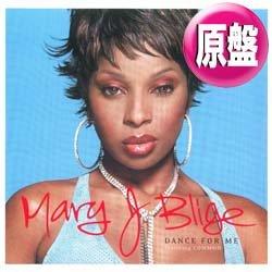 画像1: MARY J. BLIGE / DANCE FOR ME (欧州原盤/REMIX) [◎中古レア盤◎お宝!必殺ポリス使い!ヨーロッパMIX!]
