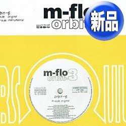 画像1: M-FLO / ORBIT-3 (原盤/2VER) [◎中古レア盤◎ファン歓喜の新品!ジャパニーズ名曲!]