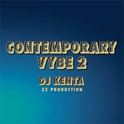画像1: DJ KENTA / CONTEMPORARY VYBE 2 (全25曲) [■国内定価■待望の第2弾!最新スムースMIX!]
