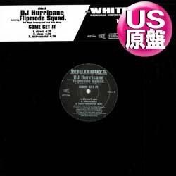 画像1: DJ HURRICANE / COME GET IT (米原盤/全2曲) [◎中古レア盤◎ド派手!BEASTIE BOYSのDJ!]
