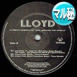 """画像1: LLOYD & USER / ULTIMATE REMIX集 (全6曲) [■廃盤■お宝!マル秘MIX集!""""PAID IN FULL""""がコレ!]"""