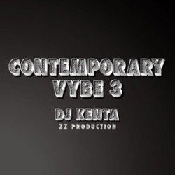 画像1: DJ KENTA / CONTEMPORARY VYBE 3 (全20曲) [■国内定価■待望の第3弾!最新スムースMIX!]