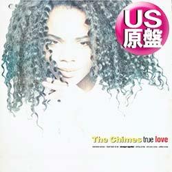 画像1: THE CHIMES / TRUE LOVE (米原盤/全2曲) [◎中古レア盤◎人気!美メロ & サックス「LOUIE LOUIE REMIX」版!]
