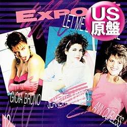 画像1: EXPOSE / LET ME BE THE ONE (米原盤/ロングMIX) [◎中古レア盤◎コレは原盤!ポップDISCO大人気!]