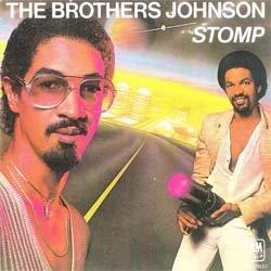 画像2: BROTHERS JOHNSON / STOMP (7インチMIX) [◎中古レア盤◎お宝!オランダ版ジャケ!7インチMIX!]