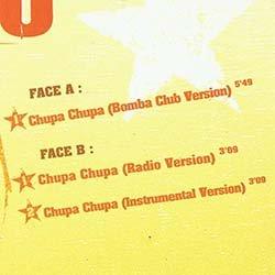 """画像2: CHAMACO / チュッパ × 2 (欧州原盤/12""""MIX) [◎中古レア盤◎お宝!なんと新品!フロア圧巻のパーティーチューン!]"""