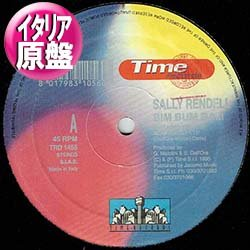 """画像1: SALLY RENDELL / BIM BUM BAM (伊原盤/12""""MIX) [◎中古レア盤◎少量生産!イタリアのみ!""""SUPER EUROBEAT95""""収録!]"""