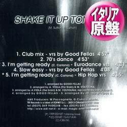 画像1: SHERYL / SHAKE IT UP TONIGHT (伊原盤/全3曲) [◎中古レア盤◎貴重!コレは原盤!イタリア版のみ!お宝カバー!]