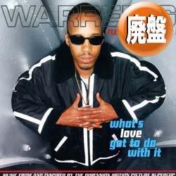 画像1: WARREN G / WHAT'S LOVE GOT TO DO WITH IT (3VER) [◎中古レア盤◎哀愁!超大ネタ「愛の魔力」使い!]