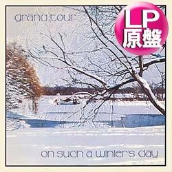 画像1: GRAND TOUR / 夢のカリフォルニア (LP原盤/全6曲) [◎中古レア盤◎お宝!超哀愁80'sダンクラ!雪景色ジャケ!]