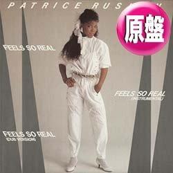 画像1: PATRICE RUSHEN / FEELS SO REAL (英原盤/インスト入り) [◎中古レア盤◎貴重ジャケ付原盤!メロウブギー古典!]