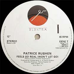 画像2: PATRICE RUSHEN / FEELS SO REAL (英原盤/インスト入り) [◎中古レア盤◎貴重ジャケ付原盤!メロウブギー古典!]
