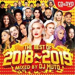 画像1: DJ MUTO / THE BEST OF 2018-2019 (MIXCD+MIXDVD) [■国内定価■大本命!ド派手でアガる!年間ベスト!]