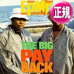 画像1: EPMD / THE BIG PAYBACK (REMIX) [◎中古レア盤◎人気ジャケ付!JB使いミドル名盤!]