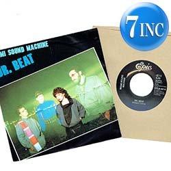 画像1: MIAMI SOUND MACHINE / DR. BEAT (7インチMIX) [◎中古レア盤◎お宝!オランダ版ジャケ!7インチMIX!]