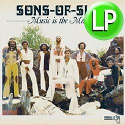 画像1: SONS OF SLUM / MUSIC IS THE MESSAGE (LP/全9曲) [■LP■マニア歓喜!衝撃の未発表音源集!幻のお蔵入り作!]