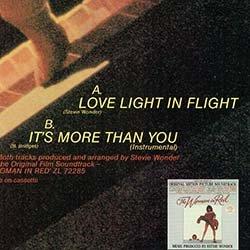 """画像2: STEVIE WONDER / LOVE LIGHT IN FLIGHT (英原盤/12""""MIX) [◎中古レア盤◎超レア!英国版ジャケ!B面も激人気曲!]"""