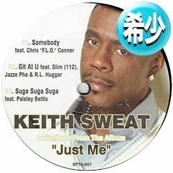 画像1: KEITH SWEAT / 全6曲集 (全6曲) [■廃盤■お宝美品!極少生産!日本企画のみ!貴重ボーナス曲入り!]