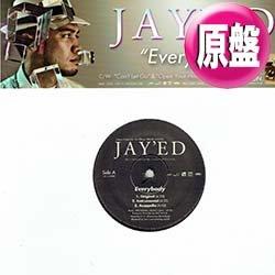 画像1: JAY'ED / EVERYBODY + 2曲 (原盤/全3曲) [◎中古レア盤◎滅多に無い初回プレス美品!人気ジャパニーズ!au CM曲!]