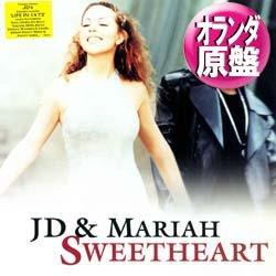 画像1: MARIAH CAREY / SWEETHEART (和蘭原盤/REMIX) [◎中古レア盤◎お宝!コレはオランダ原盤!80's名曲カバー!]