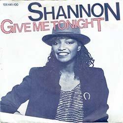 """画像2: SHANNON / GIVE ME TONIGHT (7インチMIX) [◎中古レア盤◎お宝!西ドイツ版ジャケ!7""""MIX + インスト!]"""
