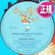 "SUPER WOLF & KEVIE KEV / SUPER WOLF CAN DO IT & ALL NIGHT LONG (12""MIX/2曲) [◎中古レア盤◎お宝!豪華カップリング版!]"