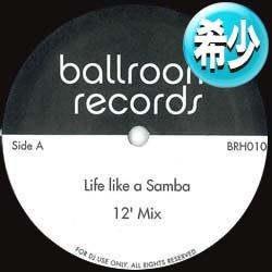 画像1: DAVID BENOIT & AZOTO / LIFE LIKE A SAMBA (全2曲) [■廃盤■お宝!極上2曲入り版!両面ガラージ古典!]